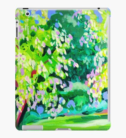 Garden at Somersby iPad Case/Skin