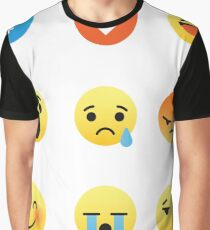 I Love The Flute Emojis Emoticon Graphic Tee Shirt Band Geek Band Nerd Style Funny Graphic T-Shirt