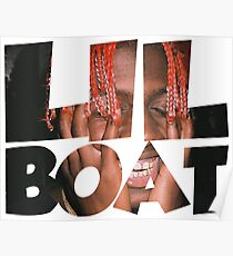 Lil Boat Poster