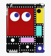 Pac Mondrian iPad Case/Skin