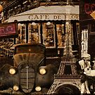 Streets of Paris I by mindydidit