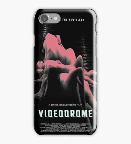 Videodrome iPhone Case/Skin