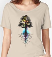 Natural Source  Women's Relaxed Fit T-Shirt