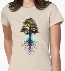 Natural Source  Women's Fitted T-Shirt
