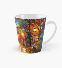 FAREWELL TO ANGER - Leonid Afremov Tall Mug