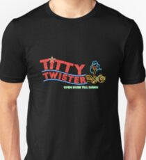 Titty Twister Club From Dusk Till Dawn Unisex T-Shirt