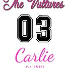Vultures: Carlie by Alina Leffel