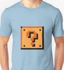 Question Block 8-Bit Unisex T-Shirt