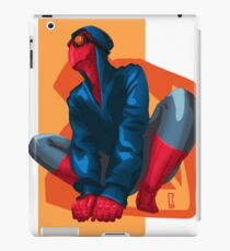 Hooligan Spidey iPad Case/Skin