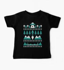Paranormal Christmas Sweater Kids Clothes