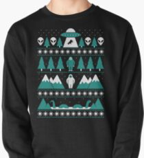 Paranormal Christmas Sweater Pullover