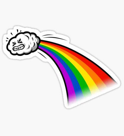 A Rainbows Origin Sticker