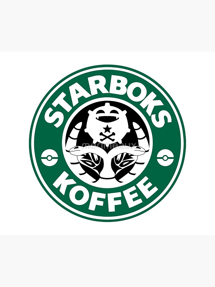 Starboks Koffee von merimeaux