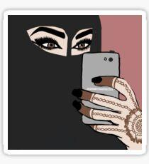 Selfie Queen  Sticker