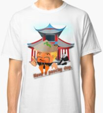 Peachy in China Classic T-Shirt