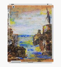 Rough Country Abstract iPad Case/Skin