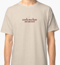 cork sucker Classic T-Shirt