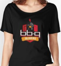 BBQ Olivers - League of Legends Team Women's Relaxed Fit T-Shirt