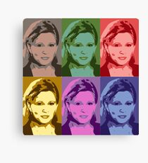 A Tribute to Carrie Canvas Print