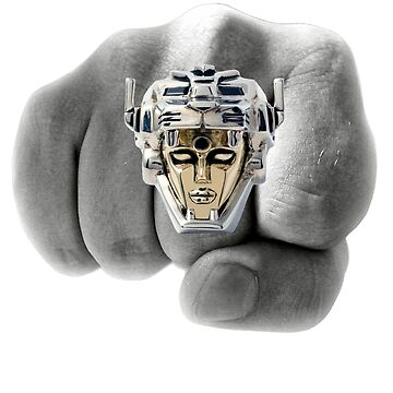 Voltron FIST! by atomicthumbs78