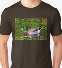 Classic Mallard Drake Unisex T-Shirt