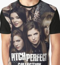 Pitch Perfect Hot Collection Graphic T-Shirt