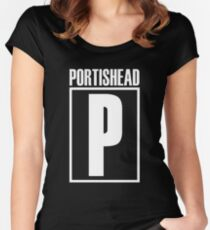 portishead Women's Fitted Scoop T-Shirt