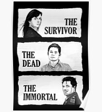 Torchwood - The Survivor, The Dead, The Immortal Poster