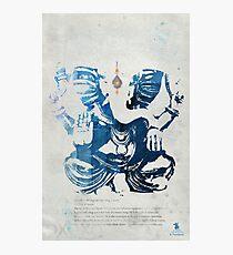GANESHA art print Photographic Print