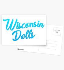 Wisconsin Dells Postcards