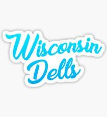 Wisconsin Dells Sticker