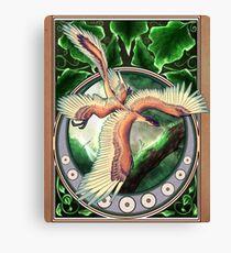 Microraptor Gui Nouveau Canvas Print