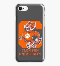 clemsonuniversity iPhone Case/Skin