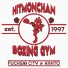 Hitmonchan Boxing Gym | Red by RJ Balde