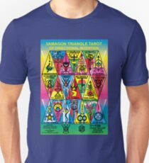 VAMAGON TRIANGLE TAROT CARDS T29 T-Shirt