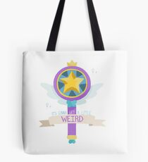 Star Butterfly's Wand Tote Bag