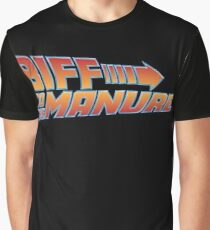 Biff To The Manure Graphic T-Shirt