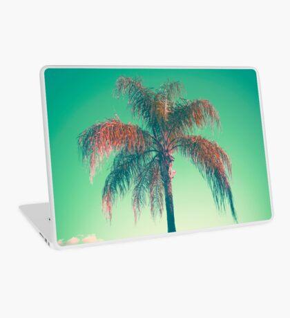 Rote Palme Laptop Folie