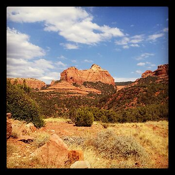 Sedona by ghosthousedsign