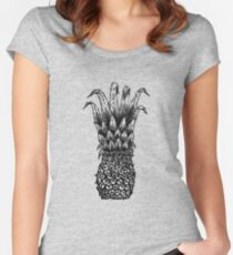 6cebf20123c Pineapple Women s Fitted Scoop T-Shirt