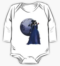 Snow White One Piece - Long Sleeve
