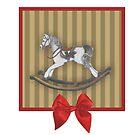 Christmas horse by Marianna Vencak