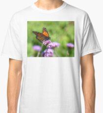 Autumn Beauty! - Monarch Butterfly - Otago - NZ Classic T-Shirt