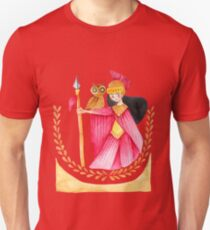 Athena and Her Companion T-Shirt