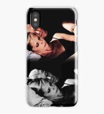 Buffy and Spike - Buffy the Vampire Slayer iPhone Case