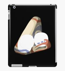 Wetdryvac Presents Glitch: artifact nose of china iPad Case/Skin