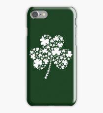 St Patrick's Day Irish Shamrock Clover iPhone Case/Skin