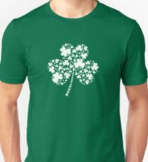St Patrick's Day Irish Shamrock Clover Unisex T-Shirt