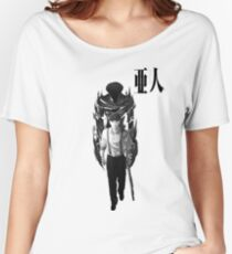 Satou Women's Relaxed Fit T-Shirt