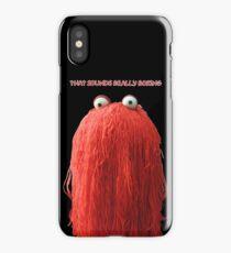 DHMIS - Boring Don't Hug Me I'm Scared 1 iPhone Case/Skin